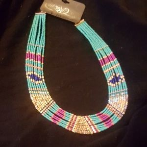 Jewelry - Beaded necklace from India